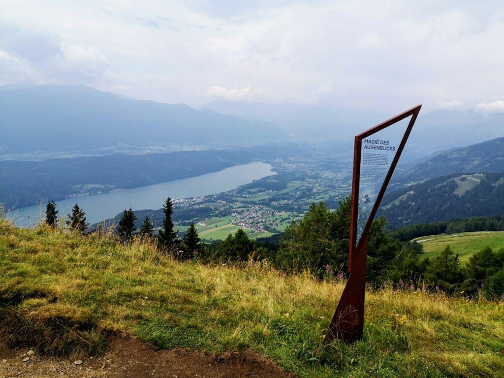 Tweede dag Alpe Adria Trail - Oostenrijk
