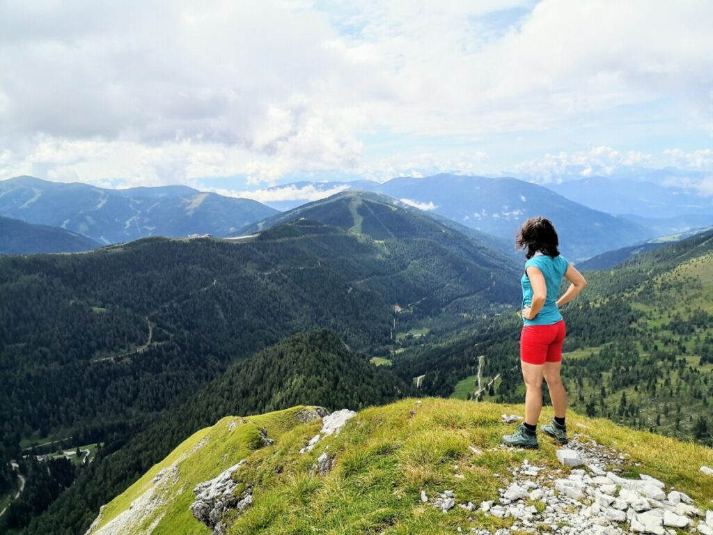 Alpe Adria Trail Oostenrijk