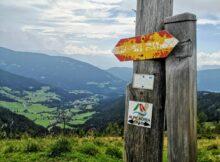 Panorama Oostenrijkse Alpen