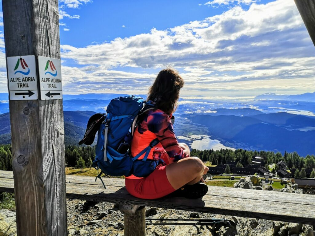 Alpe Adria Trail - Oostenrijk