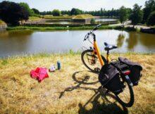 Naarden Vesting met mijn eigen fiets - Zinvol Reizen - In Mogelijkheden Denken