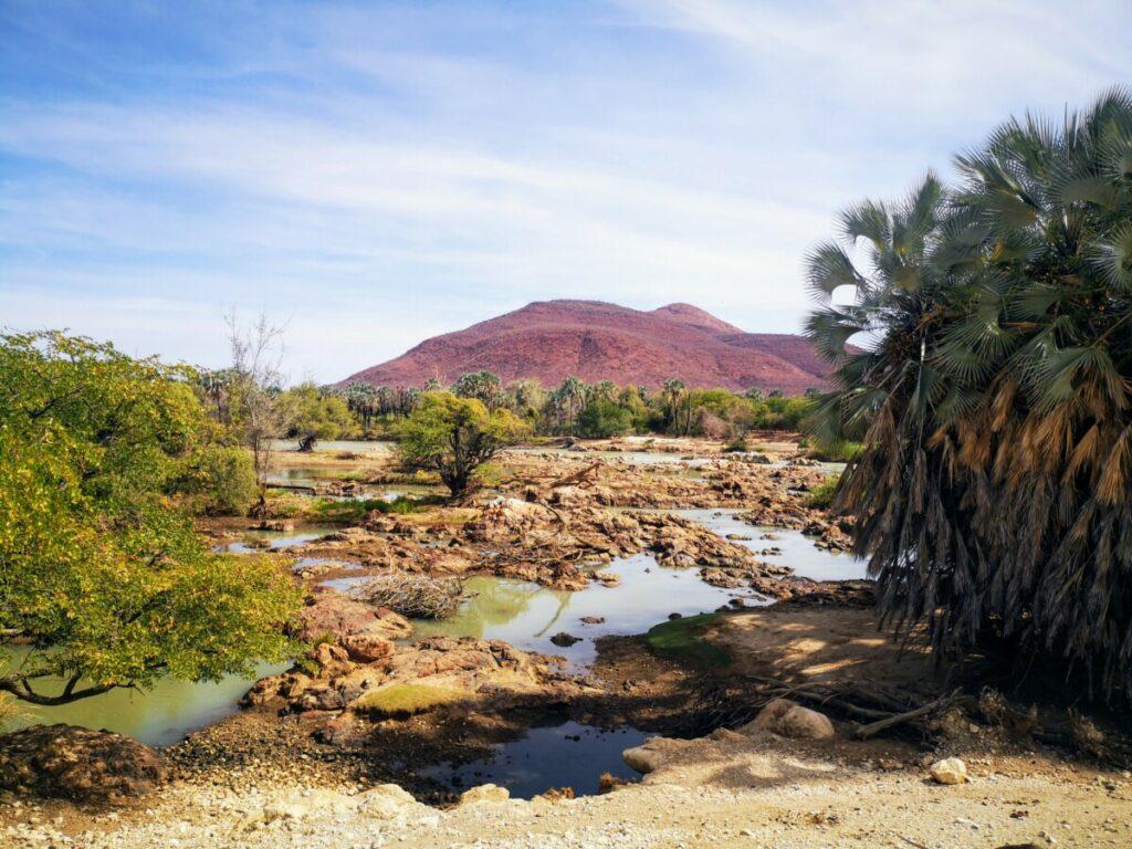 Kunene Rivier - Namibië
