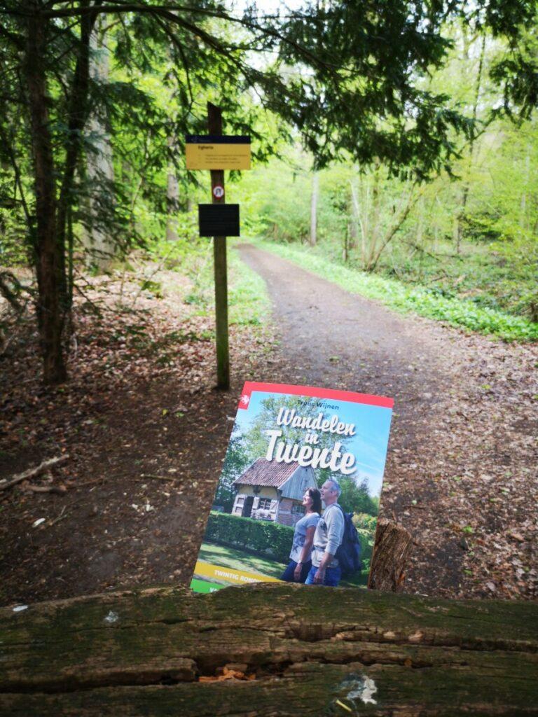 Wandelen in Twente van Truus Wijnen
