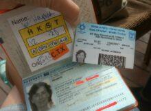 Paspoort kwijt geraakt visa ook onbruikbaar