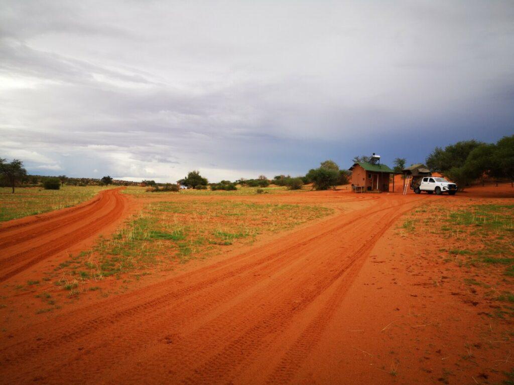 Bagatelle Kalahari Namibia