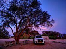 Bezoek Damaraland - Brandberg