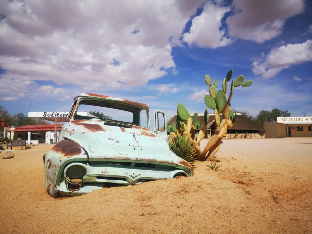 Solitaire - Namibië
