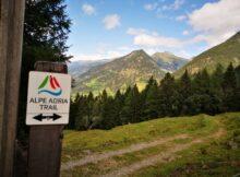 Etappe 3 op de Alpe Adria Trail