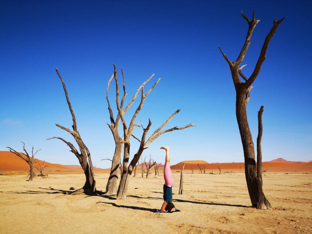 Het meest iconische stukje van Namibie