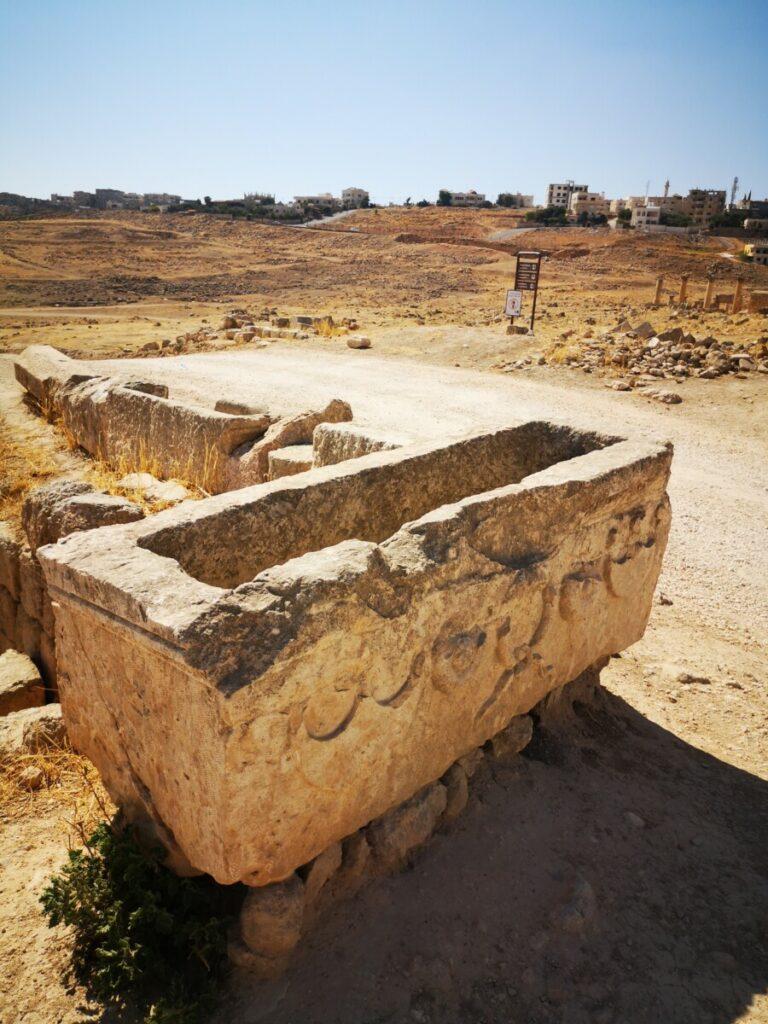 De baden van Jerash