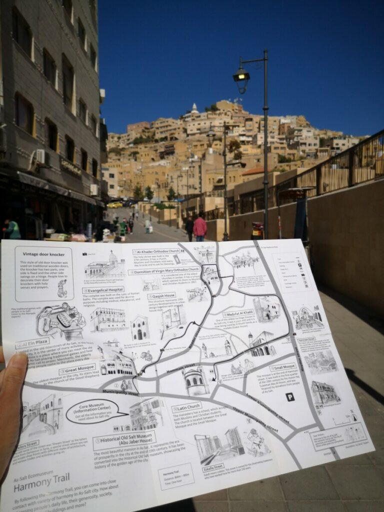 Bezoek Salt, voormalige hoofdstad van Jordanië