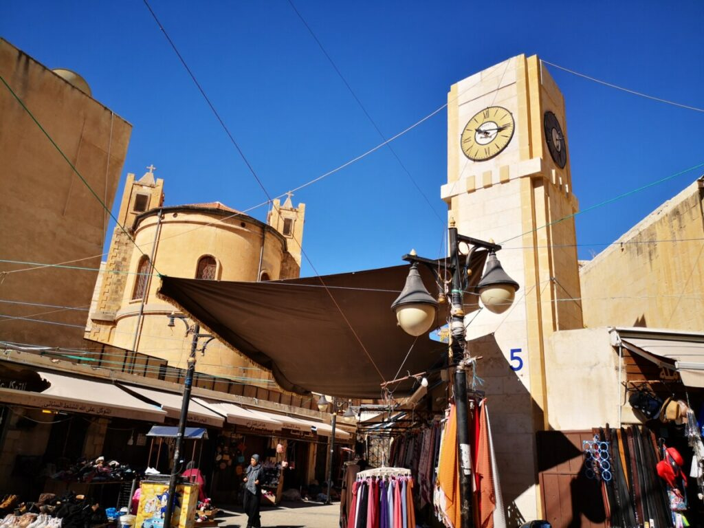 Hamman Street in Salt